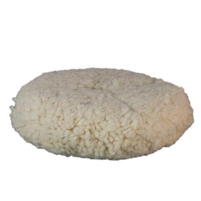 Polierhaube Wolle doppelseitig 200mm
