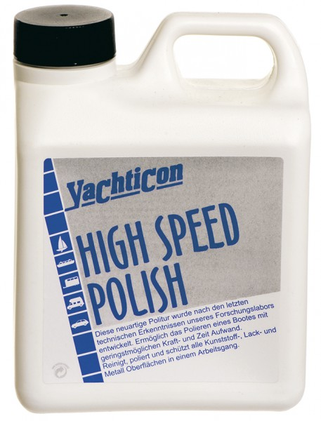Yachticon Bootspolitur High Speed Polish 1000 ml