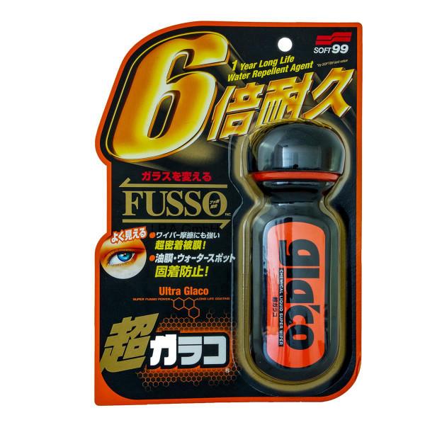 Soft99 Fusso Ultra Glaco Scheibenversiegelung 70ml
