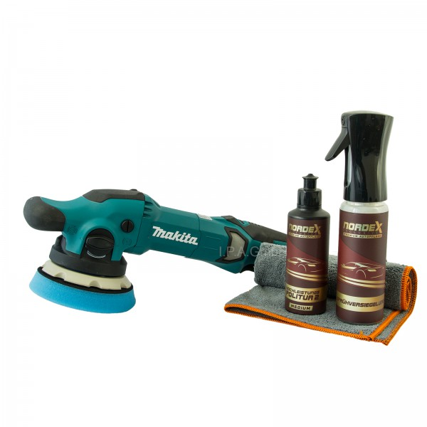 Makita Poliermaschine PO5000C im Nordex exclusive Set