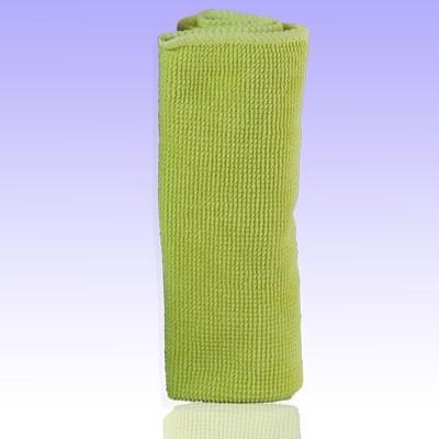 Alclear Poliertuch Microfaser Gelb