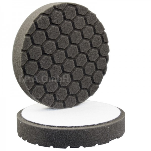 Premium Polierschwamm Hexagon 165mm Finish 2