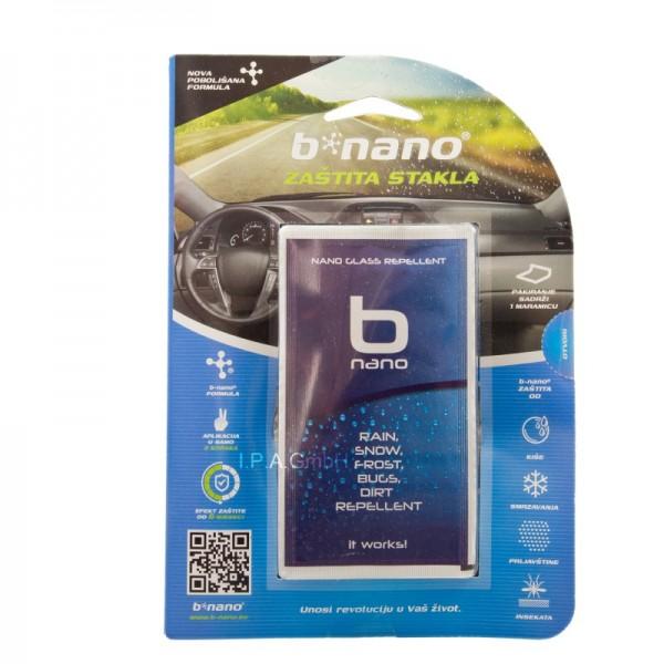B-Nano Glas-und Scheibenversiegelung