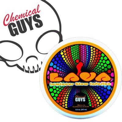 Chemical Guys LAVA Luminous Glow Infusion Wachs