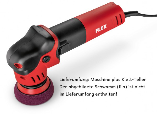 Flex XFE 7-12 80 Mini Exzenter Poliermaschine