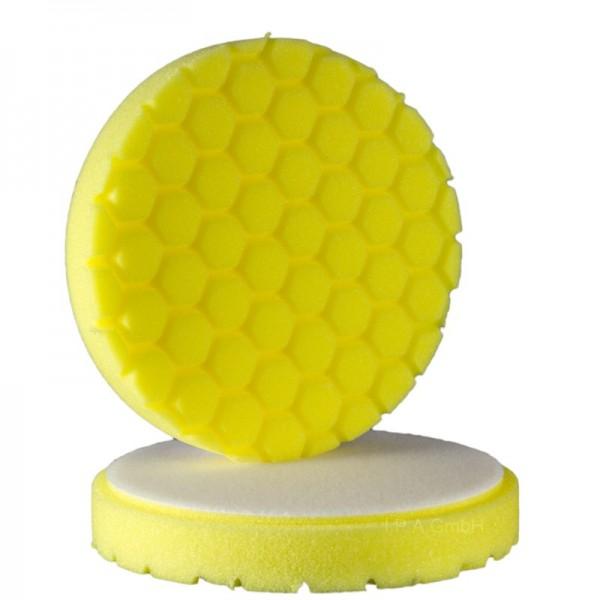 Premium Polierschwamm Hexagon 165mm schleifen cutting 3