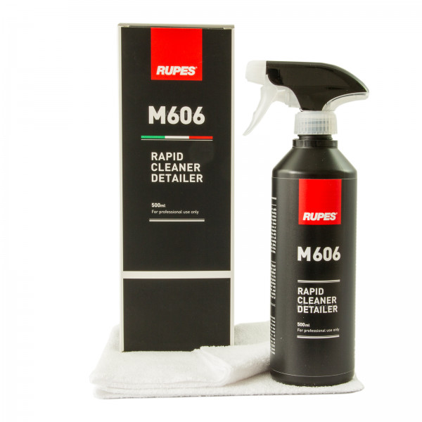 Rupes Schnellreinige M606 - 500ml Rapid Cleaner Detailer