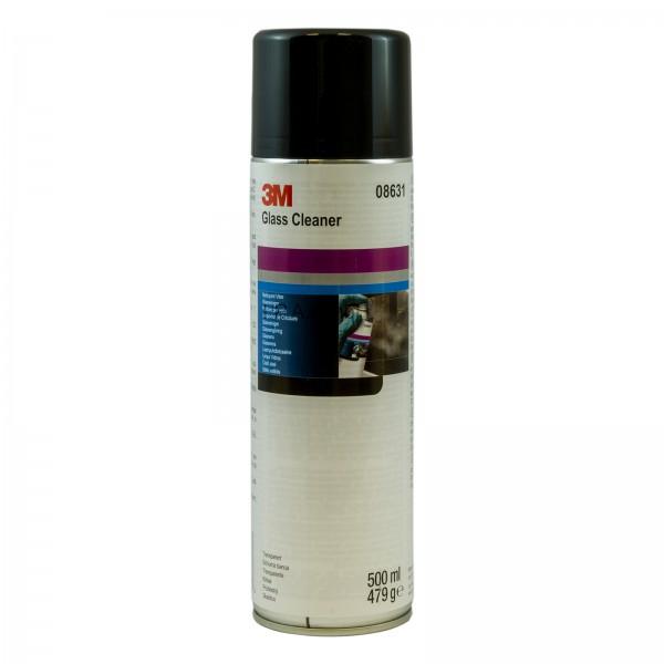 3M Glasreiniger 08631 Sprayflasche 500ml