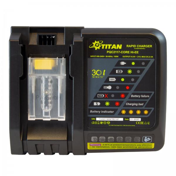 Ladegerät TITAN PQC2117 Schnellladegerät