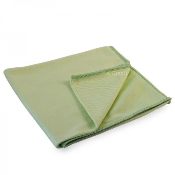 Nordex deluxe Glas Mikrofasertuch 40*60cm grün