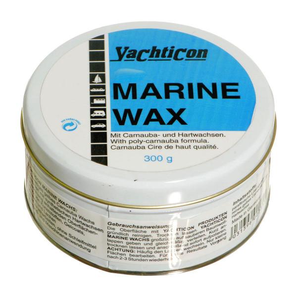 Yachticon Marine Wax Wachs sehr lange Schutzwirkung 300 g