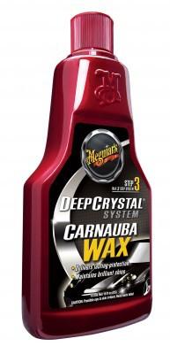 Meguiars Deep Crystal Wax Wachs