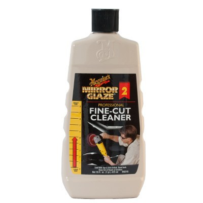 Meguiars Mirror Glaze Fine Cut Cleaner