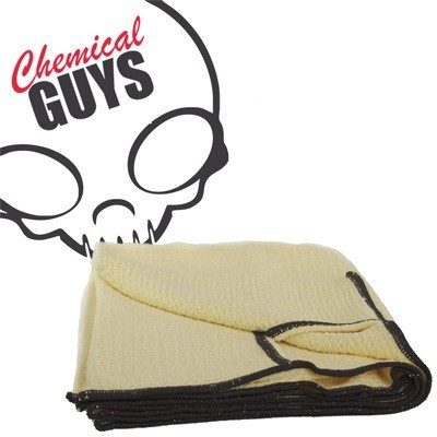Chemical Guys Huge Suv Waffle Weave Drying Towel Trockentuch Microfaser
