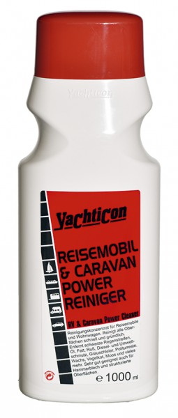 Yachticon Reisemobil & Caravan Power Reiniger