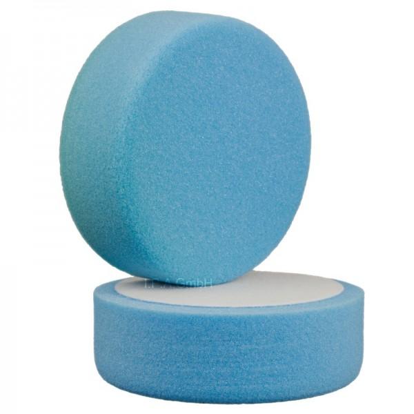 Polierschwamm 150 x 50 mittelhart Blau polieren
