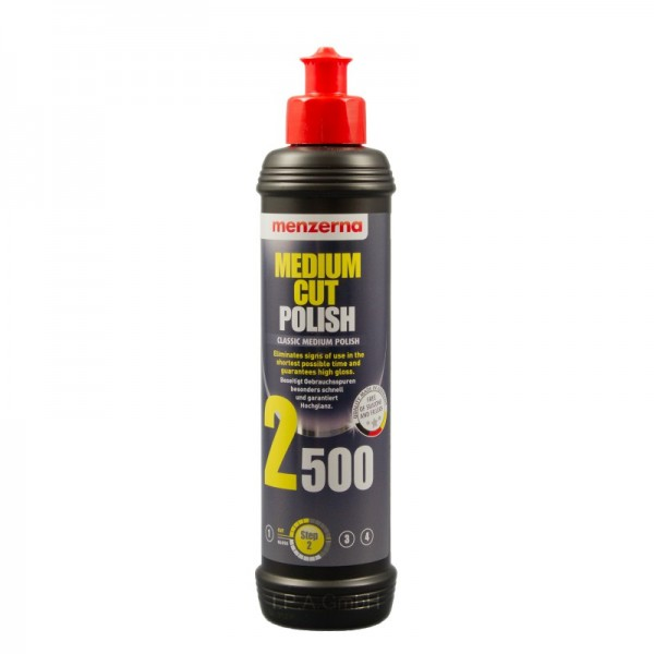 Menzerna Medium Cut Politur 2500 250ml