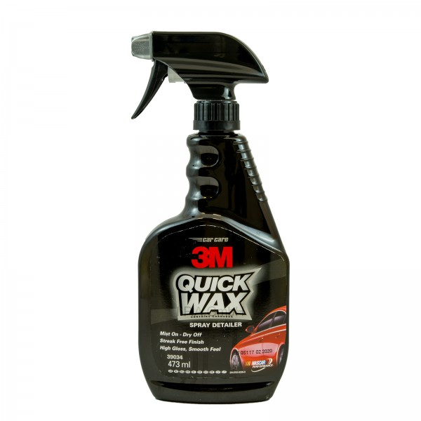 3M Car Care 39034 Quick Wax 39034 473ml