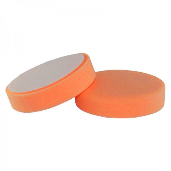 Blaucraft Premium Polierschwamm 180 x 30mm orange glatt schleifen/polieren