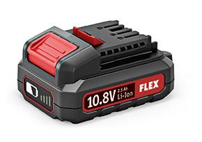 Flex Akku-Pack Li-Ion AP 10.8/2.5 418048
