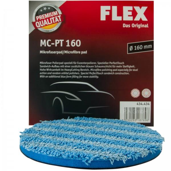 Flex Microfaser Polierpad MC-PT 160