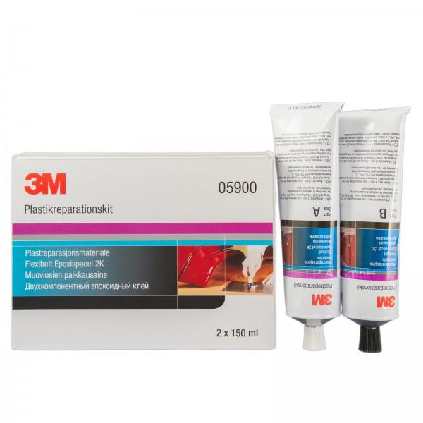 3M Kunststoff Reparaturmaterial 05900 (2x150ml)