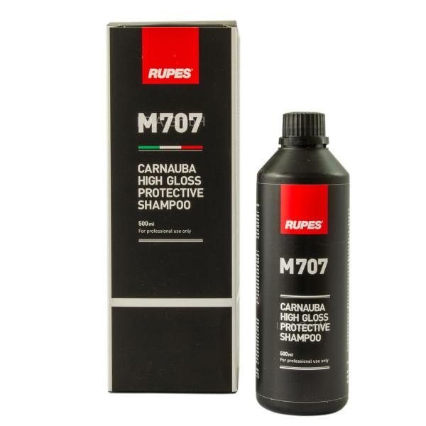 Rupes Carnauba Hochglanz Schutzshampoo M707 - Carnauba High Gloss Protective Shampoo