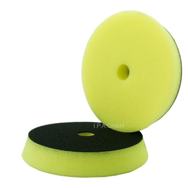 Polierschwamm Polierpad hart 125/140 extrem haltbar schleifen polieren
