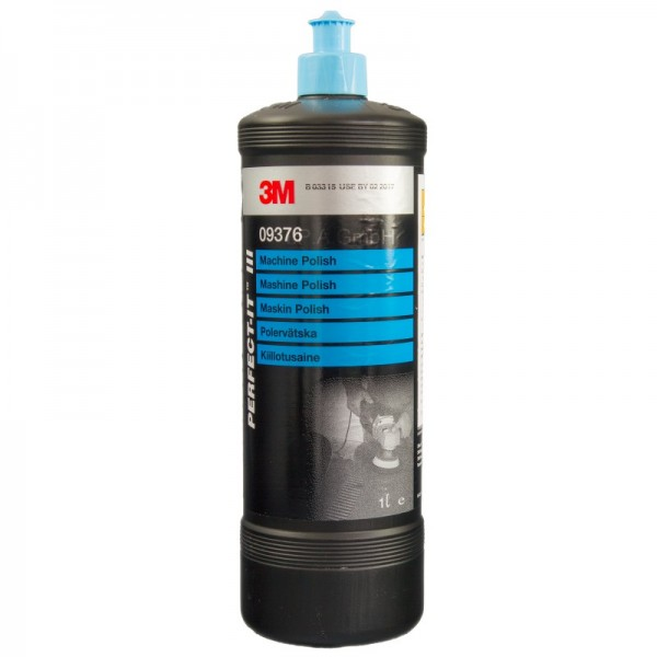 3M PERFECT-IT III Hochglanz Maschinenpolitur 09376 1 Liter