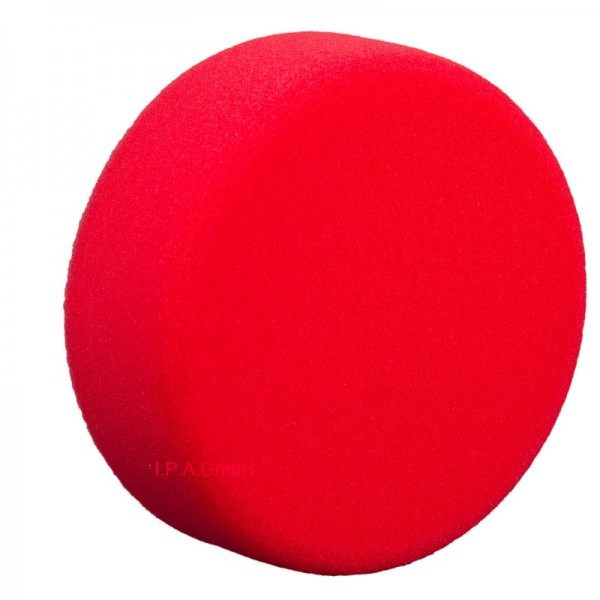 Polierschwamm 150 x 50 sehr weich Rot wachsen versiegeln